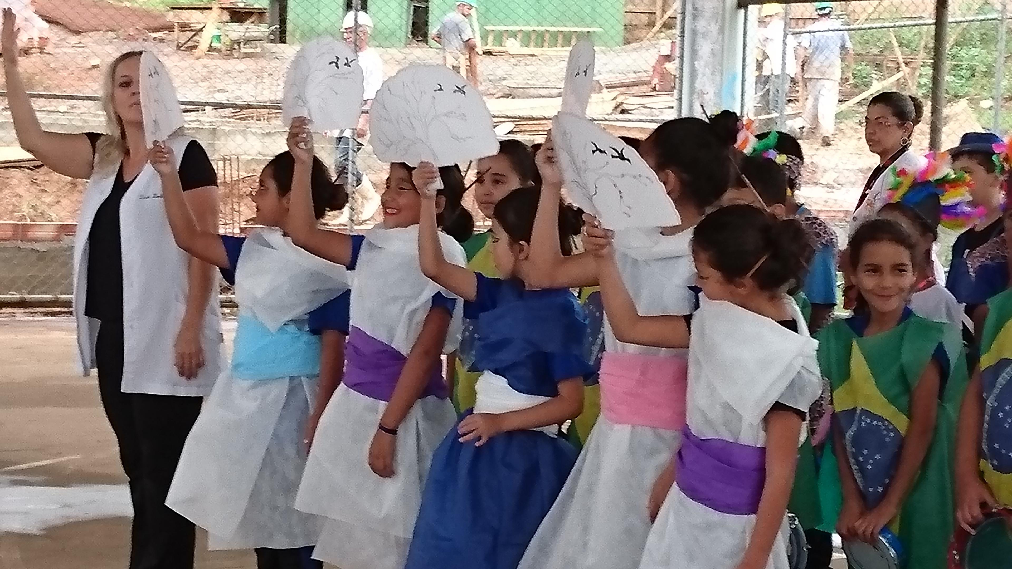 Momento cultural e a formação do nosso povo