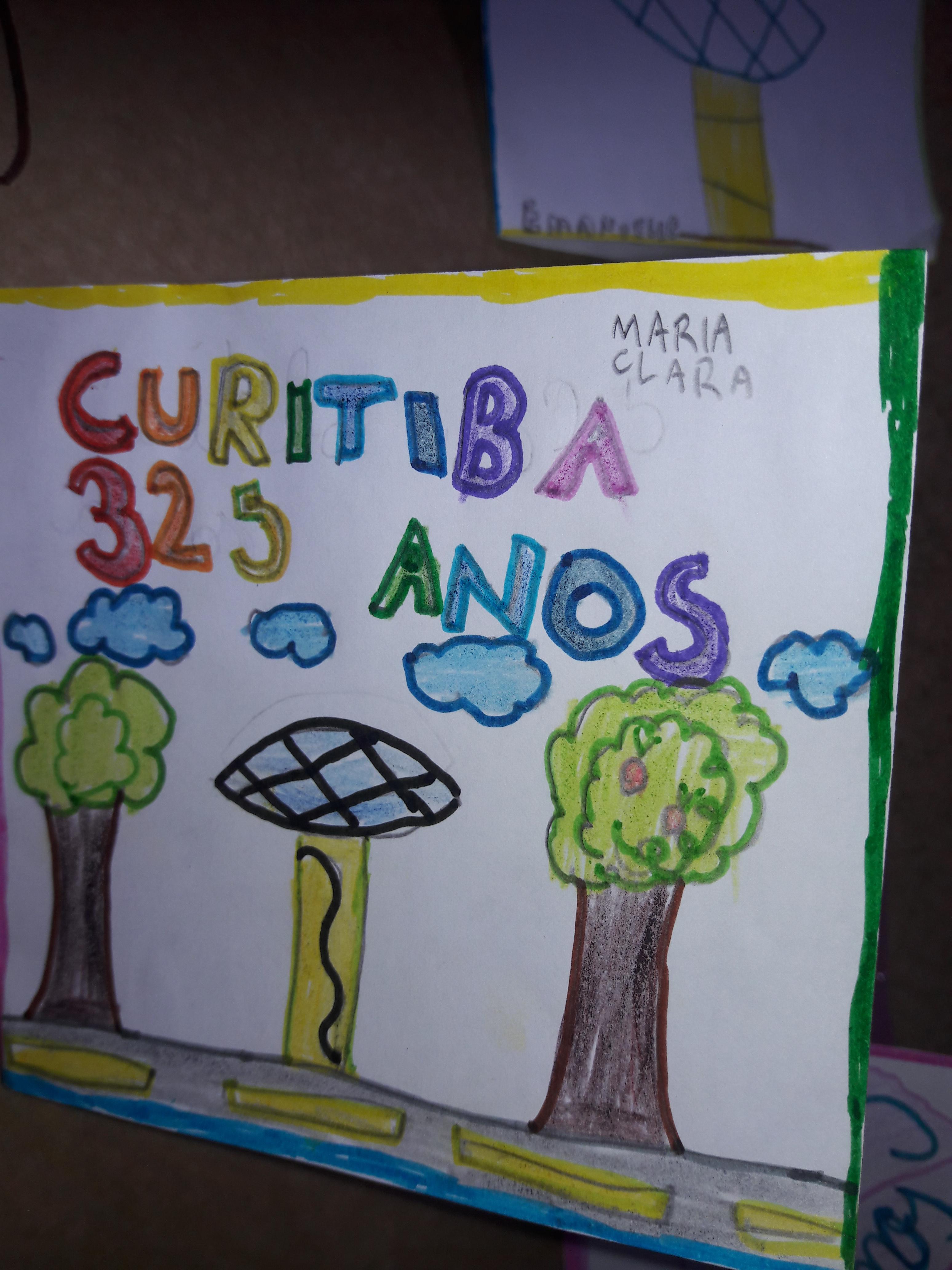 Parabéns Curitiba