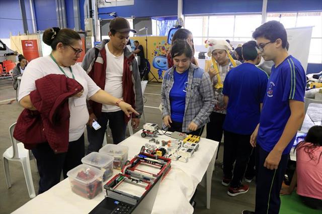 Estudantes da rede municipal se preparam para competição nacional