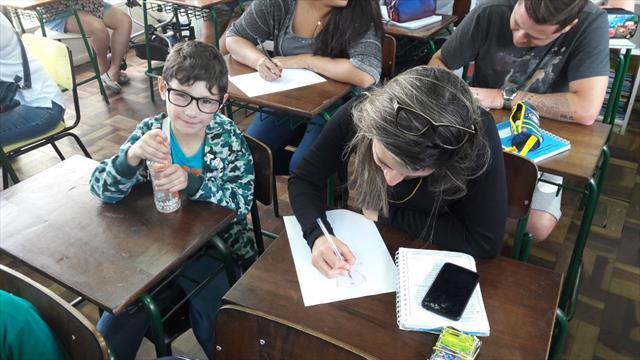 Expectativas positivas entre a família e a escola
