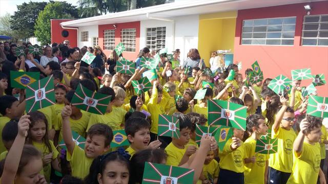 Inauguração E.M. MARIA NICOLAS