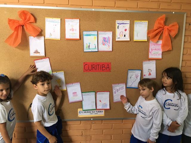 Presente para Curitiba