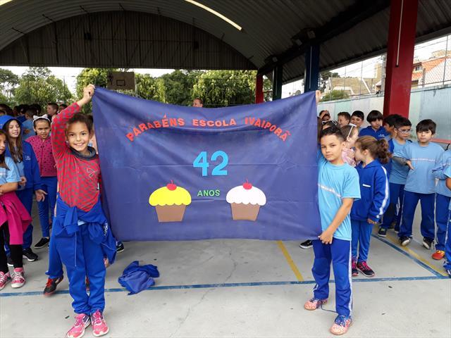 Aniversário da Escola