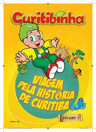 Crianças recebem gibi em comemoração ao aniversário de Curitiba