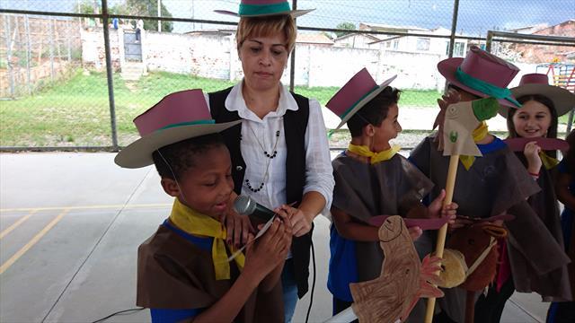 Momento cultural aborda a história dos tropeiros
