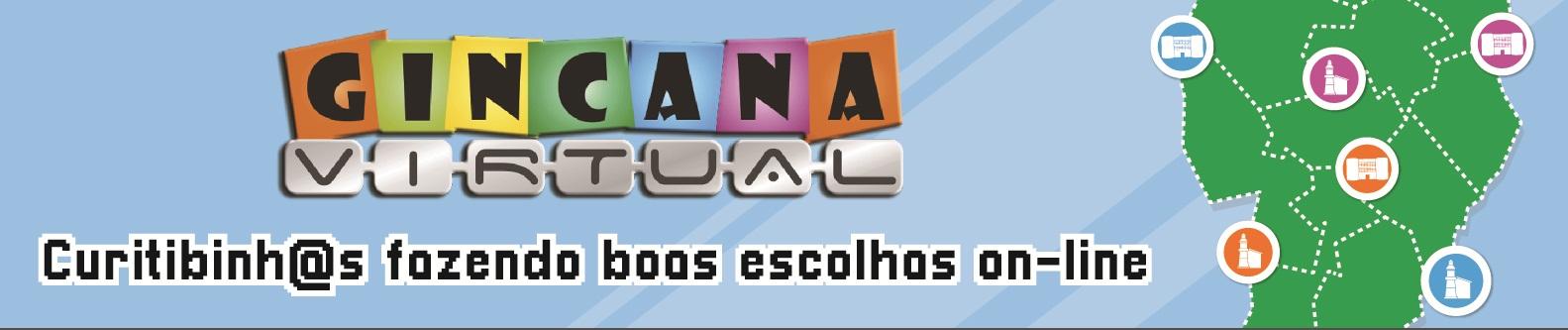 Banner Gincana Virtual 2018
