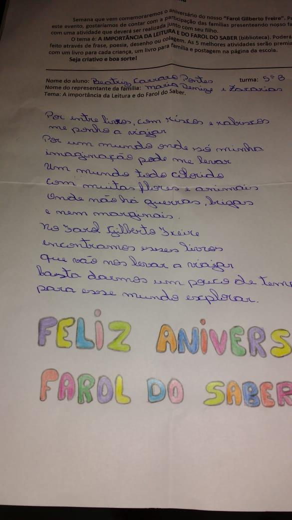 Aniversário do Farol