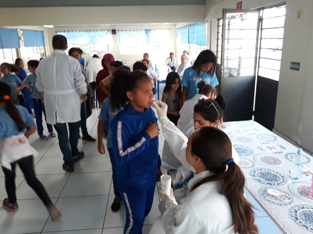Unidade de saúde