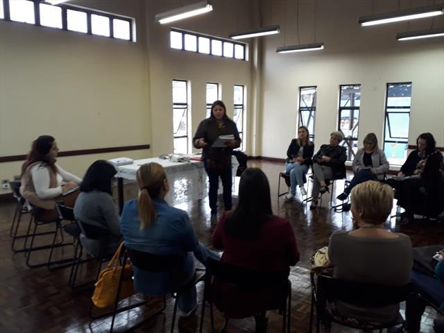 Reunião Pedagógica Administrativa