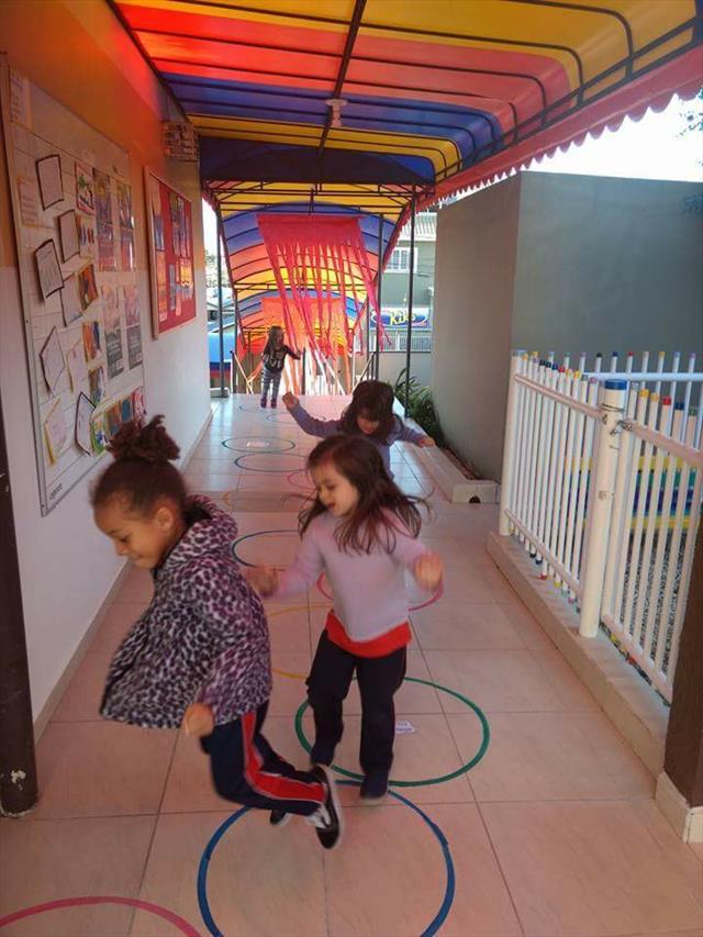 A semana do brincar na Regional Boa Vista dá visib