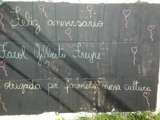 Reabertura e aniversário do Farol Gilberto Freire