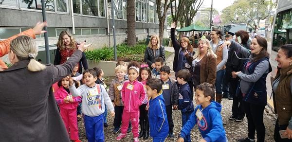 Proposta Lúdica: Brincando com o prefeito