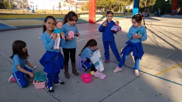 Brincadeiras, diversão e aprendizado