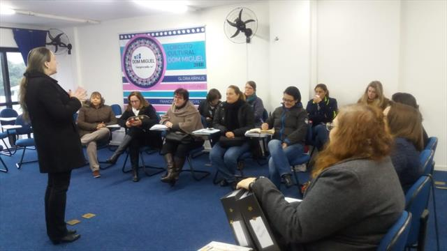 Reunião sobre o Conselho de Classe