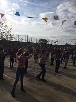 Festança no Leonel