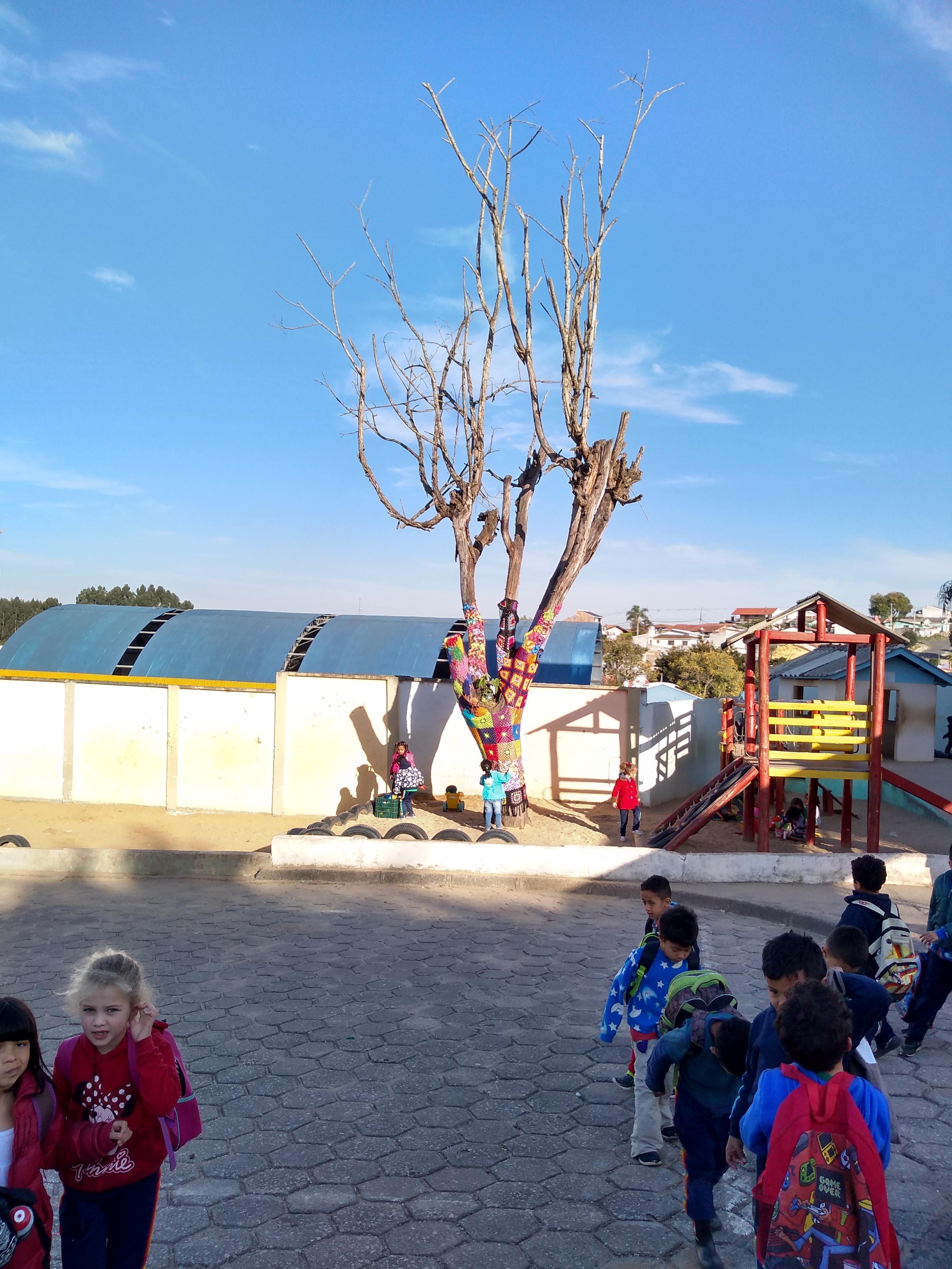 árvore customizada