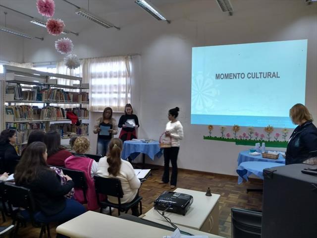 Formação Educação Infantil - Escolas