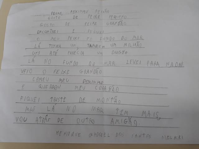Poema Henrique