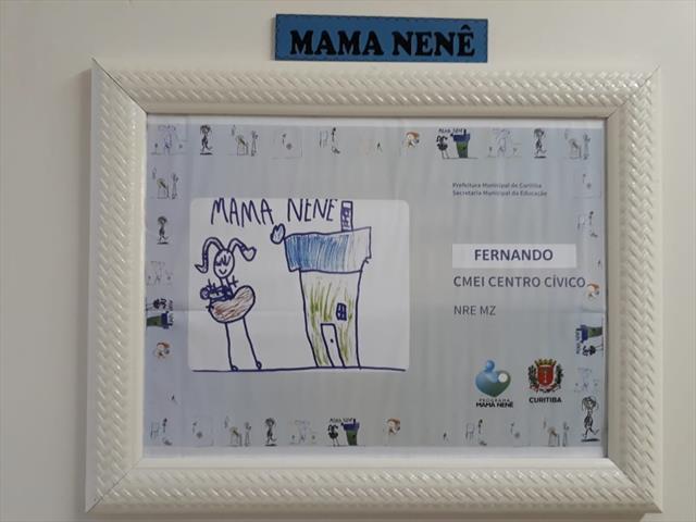 Avaliação do Programa Mama Nenê