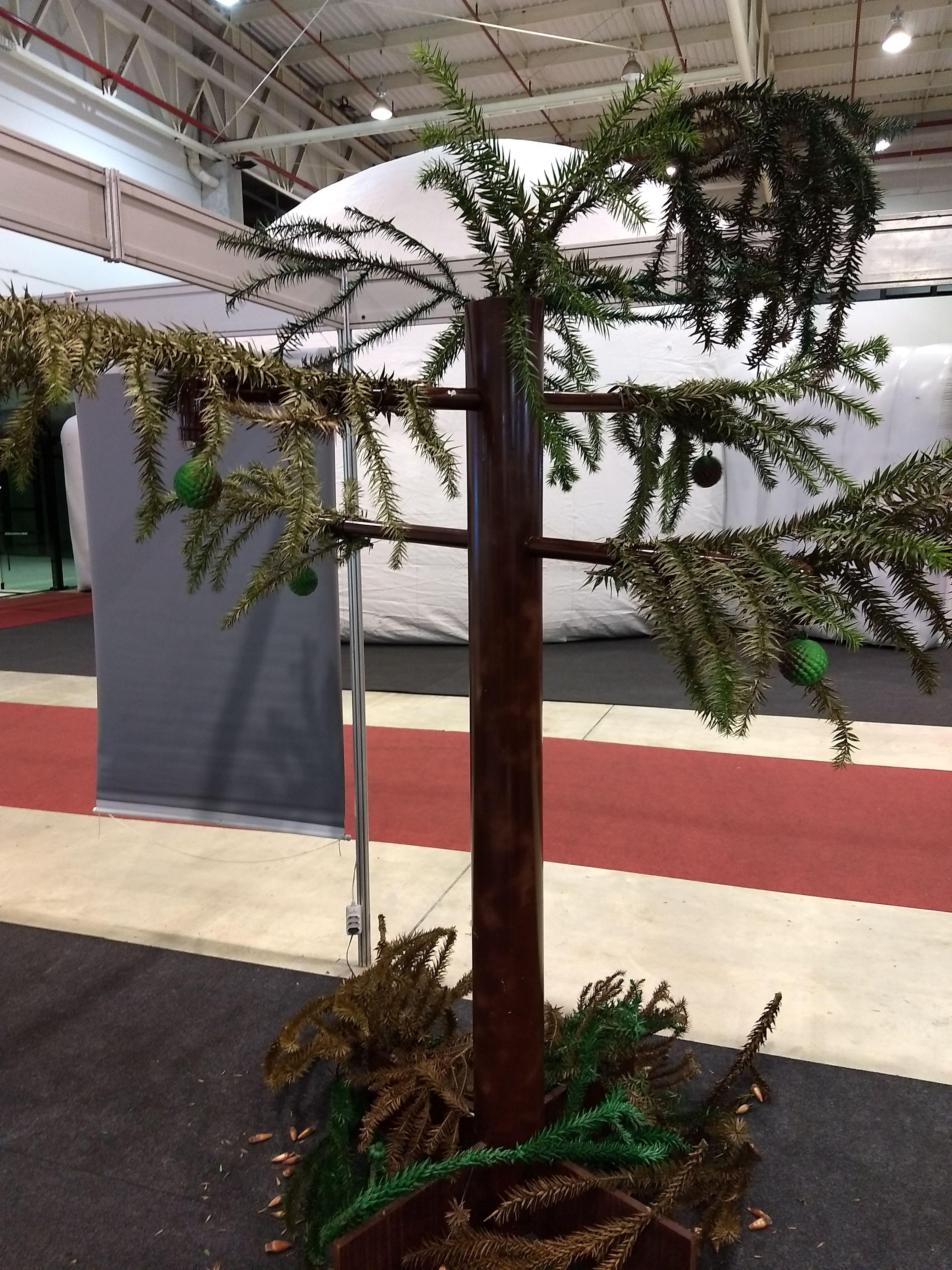 Árvore Robótica 3