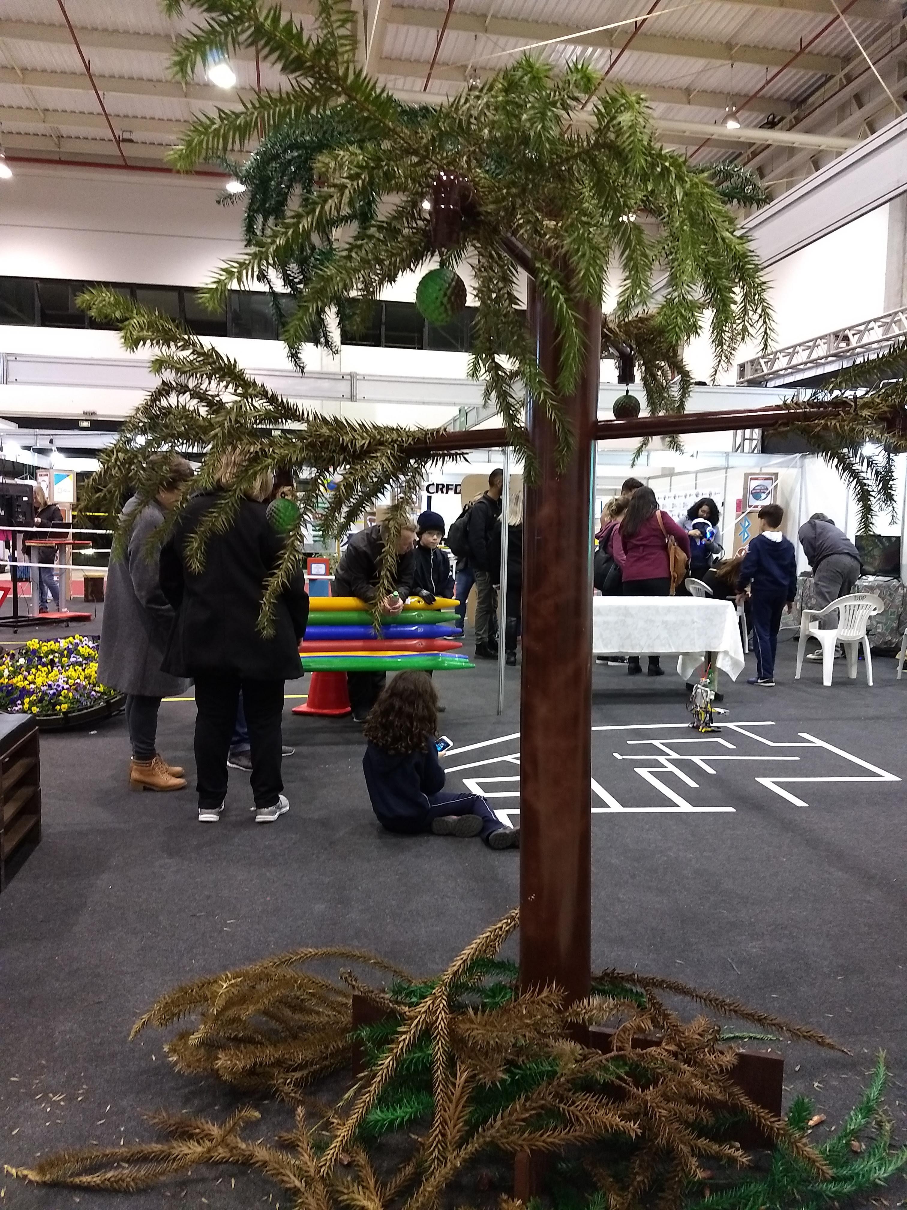 Árvore Robótica 4