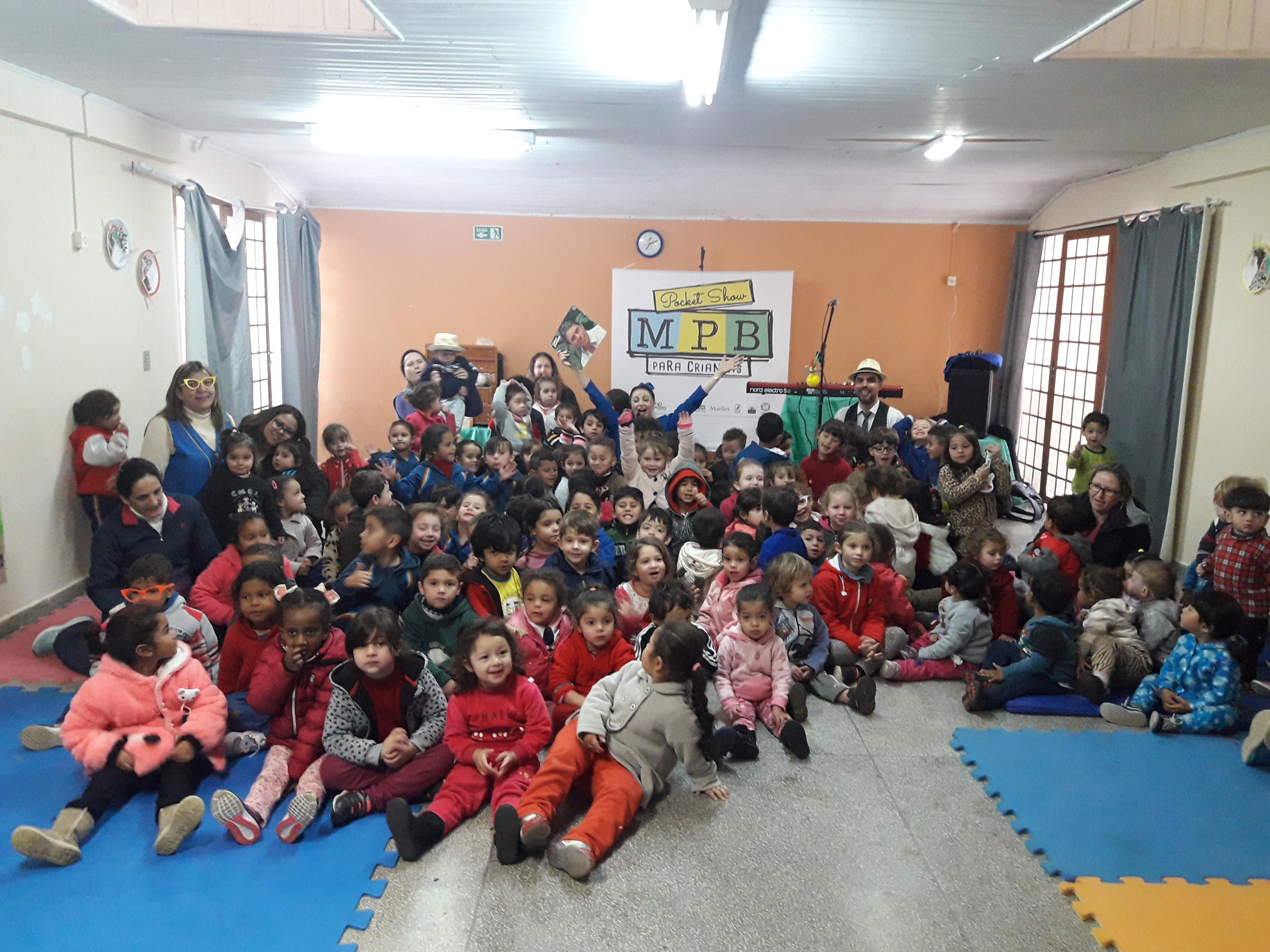 mpb para crianças