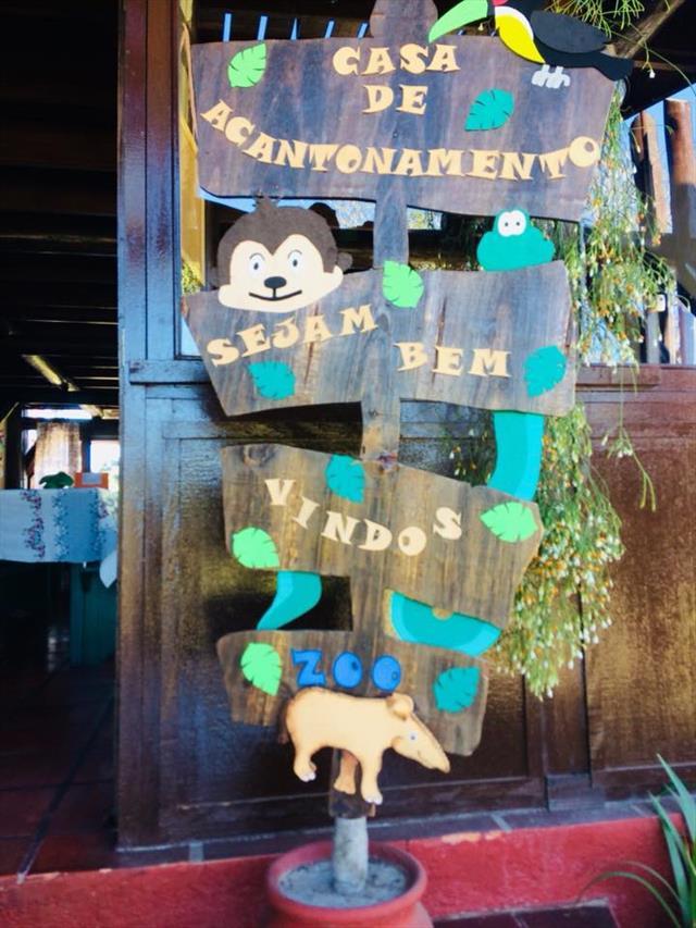 Educação Ambiental Zoo Ctba