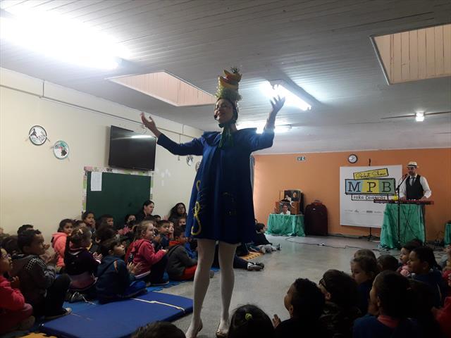 espetáculo mpb para crianças