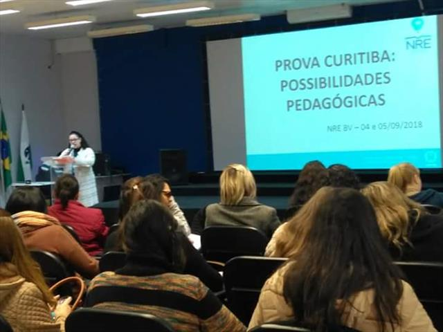 Seminário Prova Curitiba: Possibilidades Pedagógicas