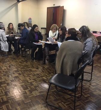 Reunião Programa Mama Nenê