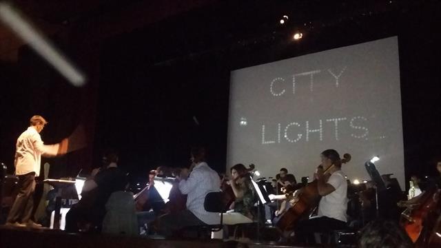 Espetáculo City Ligths