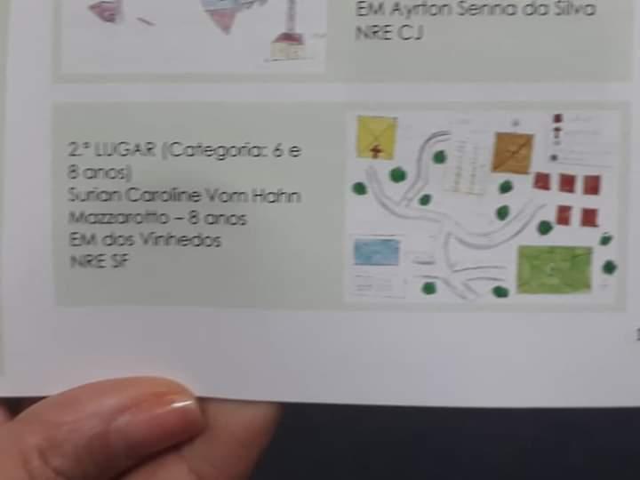 CONCURSO DE MAPAS