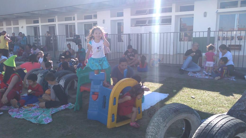 Pic Nic no Quintal do Ciro