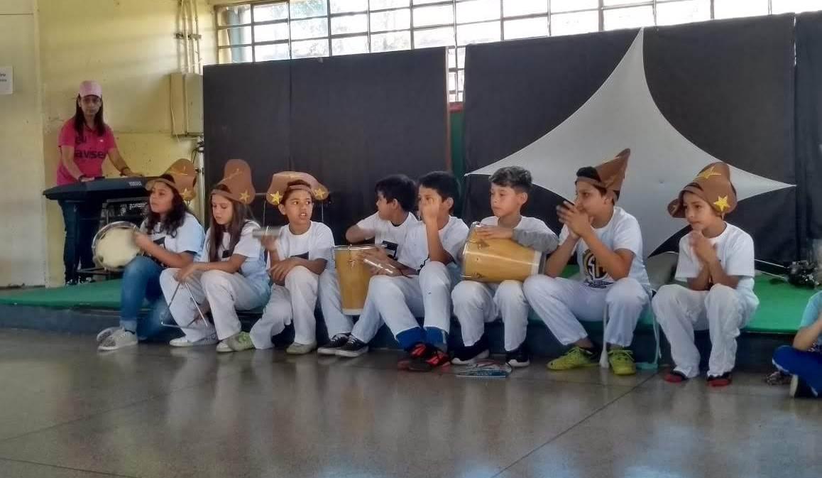 Capoeira e Samba