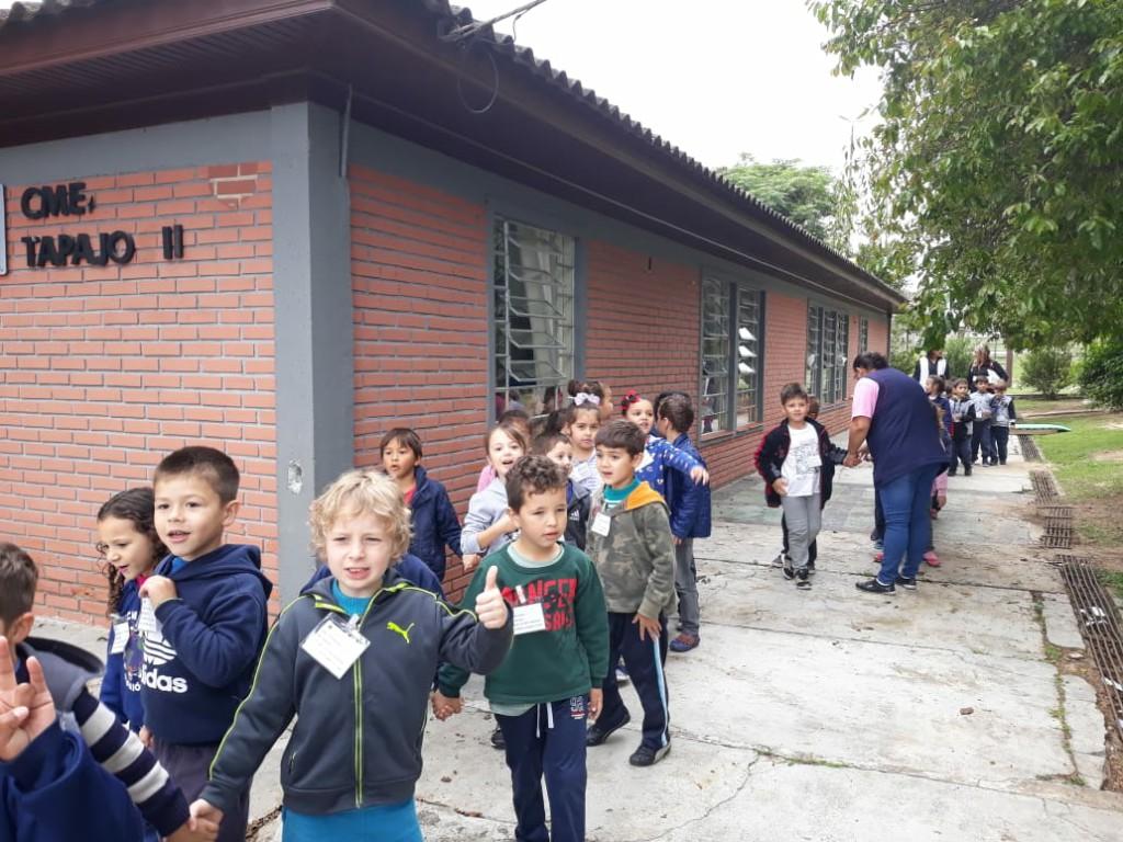 Transição Escola