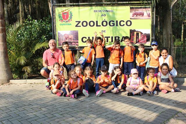 Animais do Zoológico