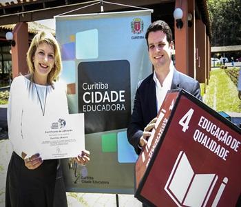 Curitiba integra o rol das Cidades Educadoras