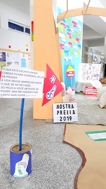 Mostra de Trabalhos 2019