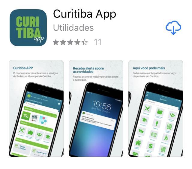 curitiba app