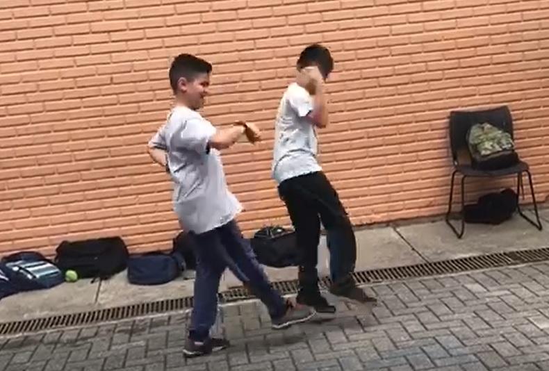 Dança - Educação Física