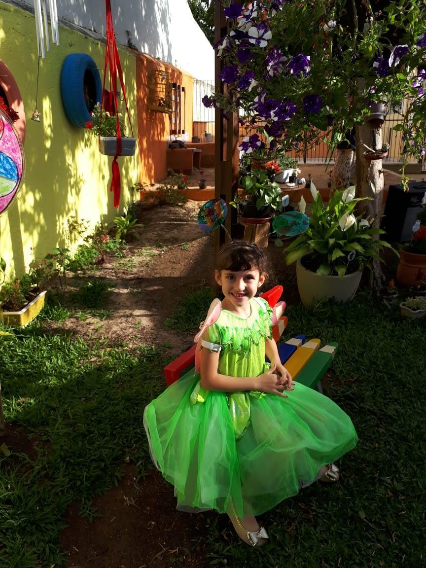 Fotos da Inauguração do Jardim de Mel