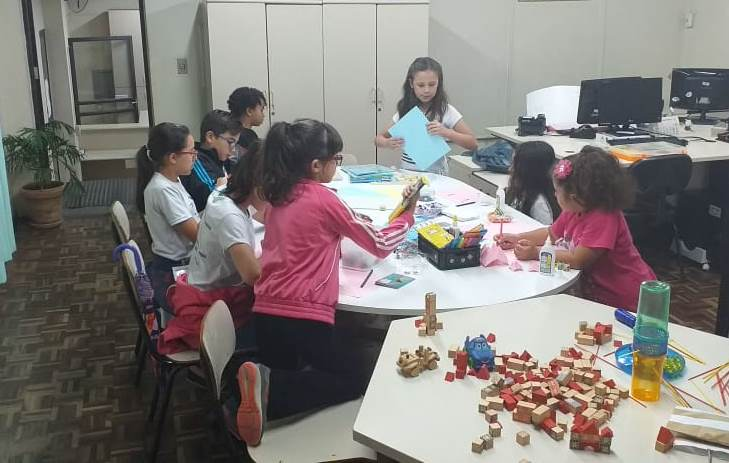 6º Encontro da Escola de Pais na regional Boa Vista