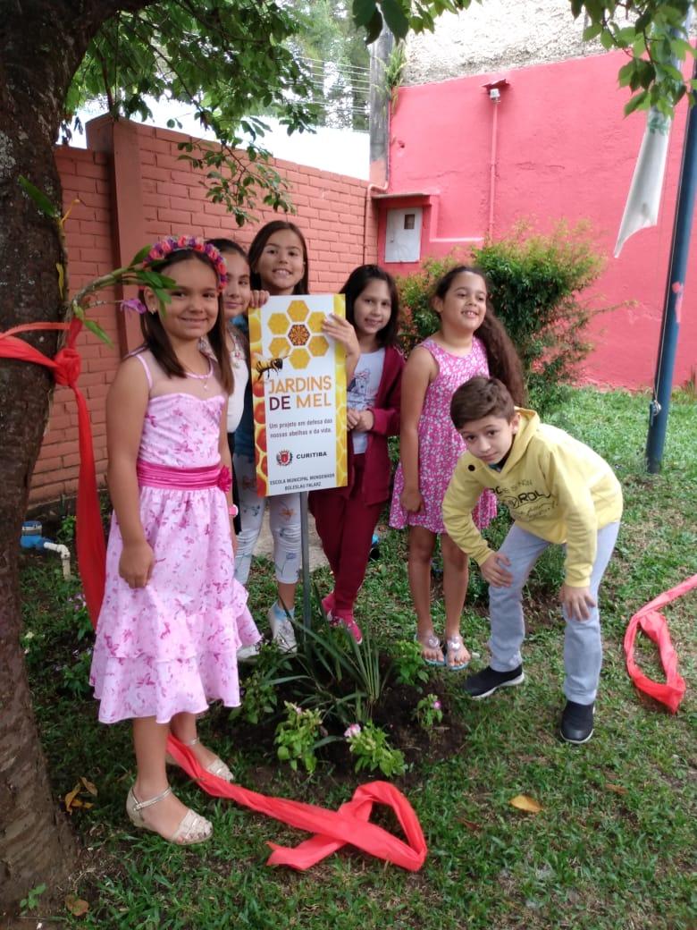 Inauguração Jardim de Mel do Boles