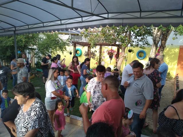Fotos da Inauguração da Jardim de Mel
