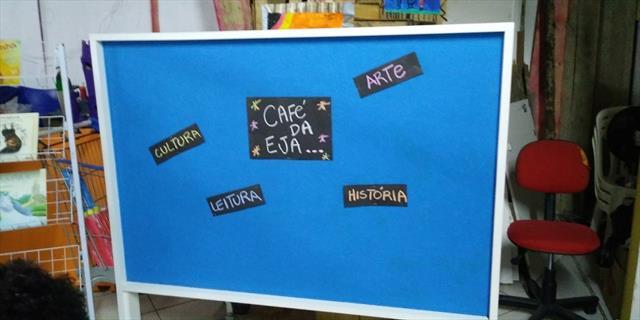 Estudantes da EJA lembram de sua terra natal