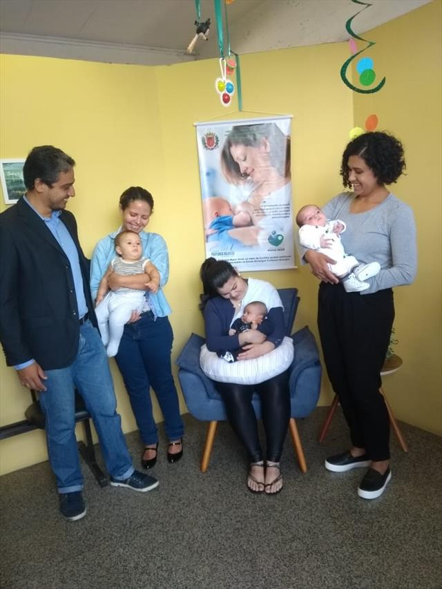 Espaço Mama Nenê é Inaugurado na EM Brandão