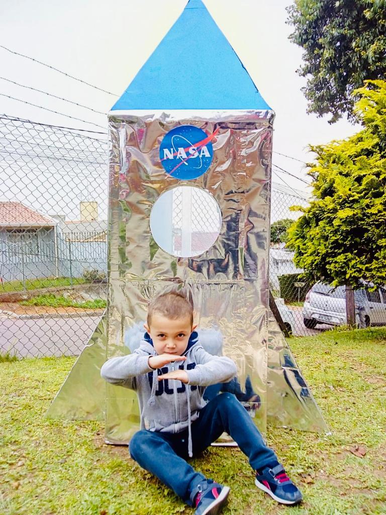 Experiência Espacial