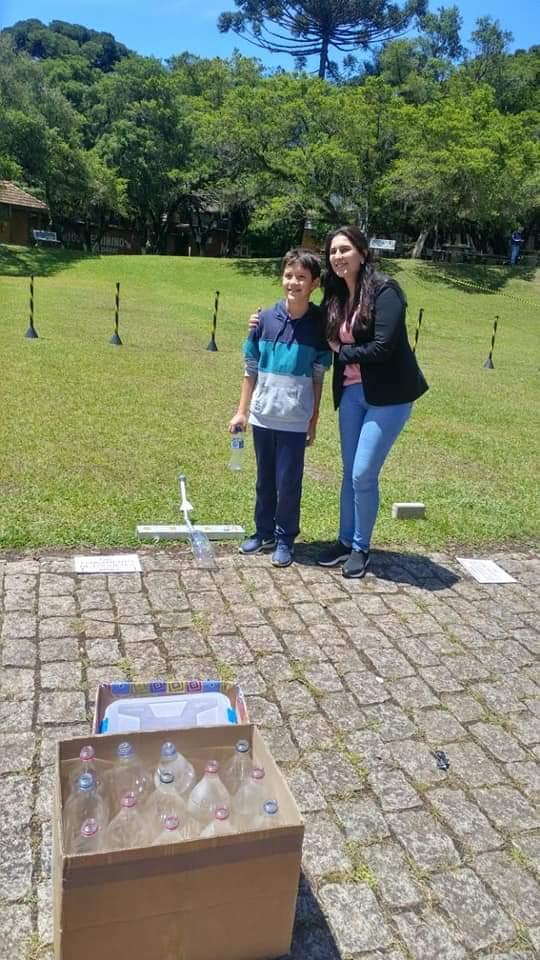 PREMIAÇÃO DA OLIMPIADA DE ASTRONOMIA E ASTRONÁUTICA