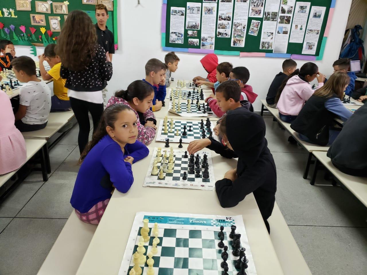 torneio interno xadrez