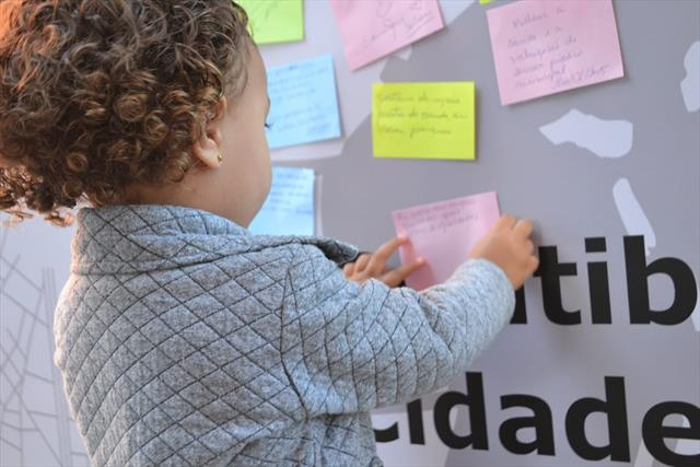 NRE Boa Vista participa do Dia Internacional da Cidade Educadora